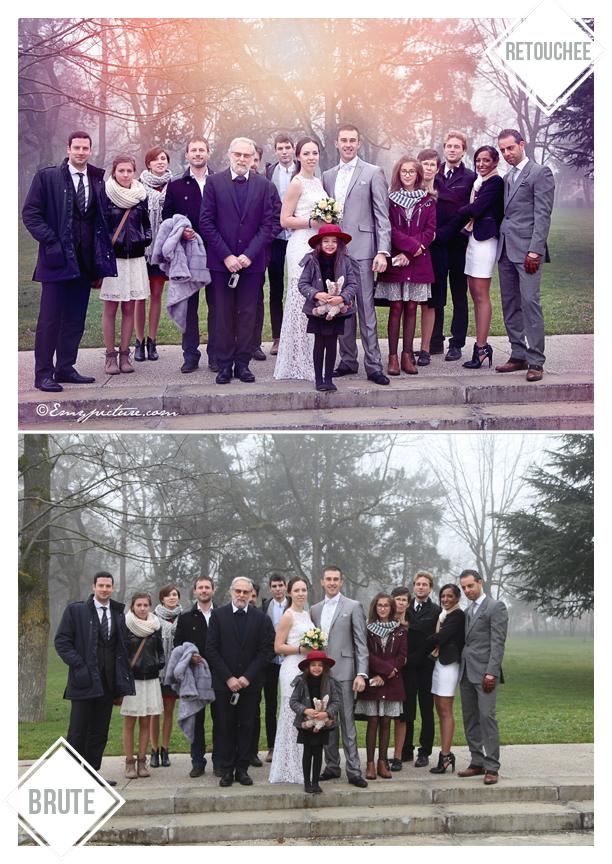 mariage groupe annemasse photographe - Photographe Mariage Annemasse