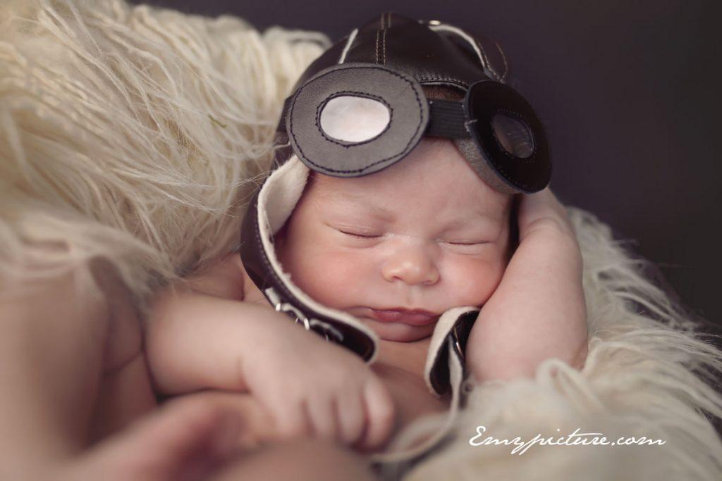 Photographe Annemasse nouveau-né